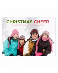Charming Cheer Card