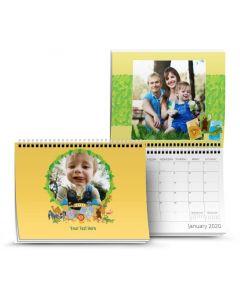 Alphanimals Calendar