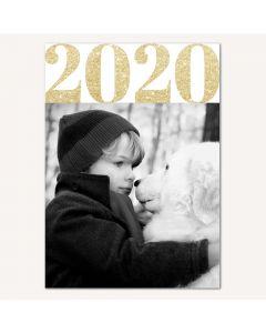 2020 5x7 Card