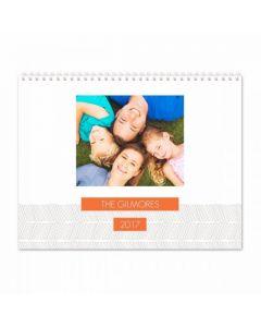 Herringbone Calendar