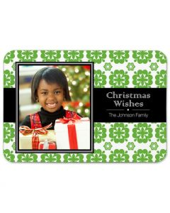 Christmas Wishes 2.5X3.5 Magnet