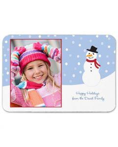 Snowman 3.5X5 Magnet