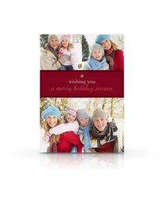 Merry Holiday Season Card