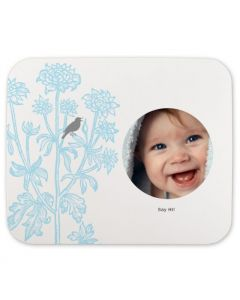 Birds And Flowers Mouse Pad