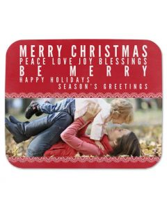 Spread Good Greetings Mouse Pad