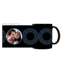 Menorah Circles Mug