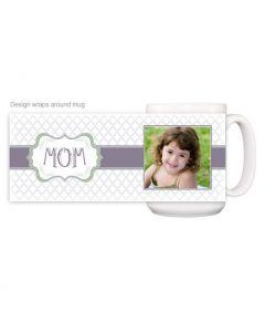 Classy Label Mug