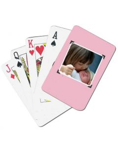 Scrapbook Custom Playing Cards