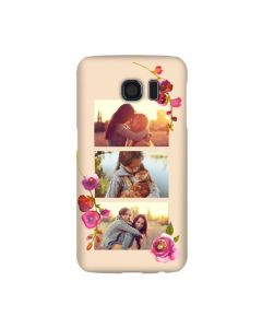 Flower Collage Samsung Galaxy Case