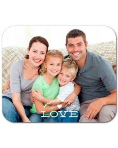 Love Together Mouse Pad