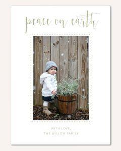 Peace 5x7 Card