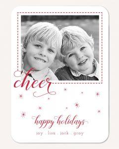 Starburst Cheer 5x7 Card