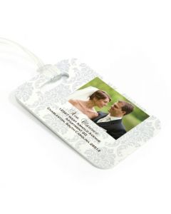 Finial Luggage Tag