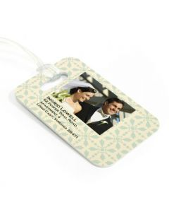 Leaves Luggage Tags