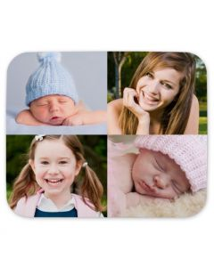 4 Photo Mouse Pad