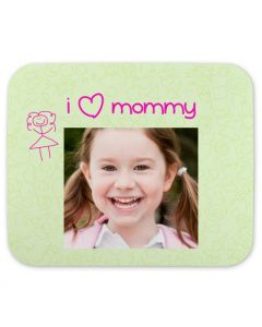 Kiddy Drawing Mouse Pad