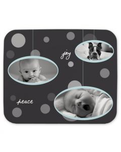 Mod Photo Ornaments Mouse Pad