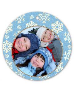Classic Snowflakes Ornament