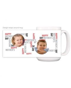 90 Degrees Mothers Day Mug