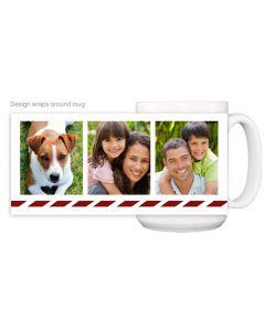 Christmas Tag Mug