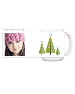 Dressed Tree Mug