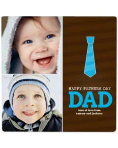 Dads Tie Photo Panel