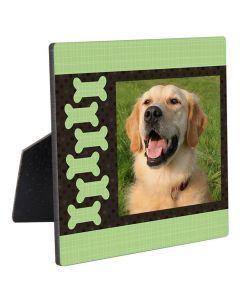 Dog Bone Photo Panel