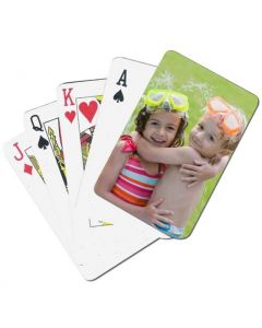 Personalized Custom Playing Cards