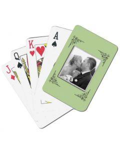 Quiet Antique Custom Playing Cards