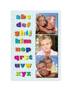 Alphabet Soup 252 Piece Puzzle