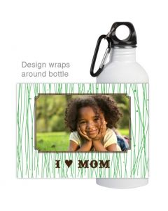 Grassy Water Bottle